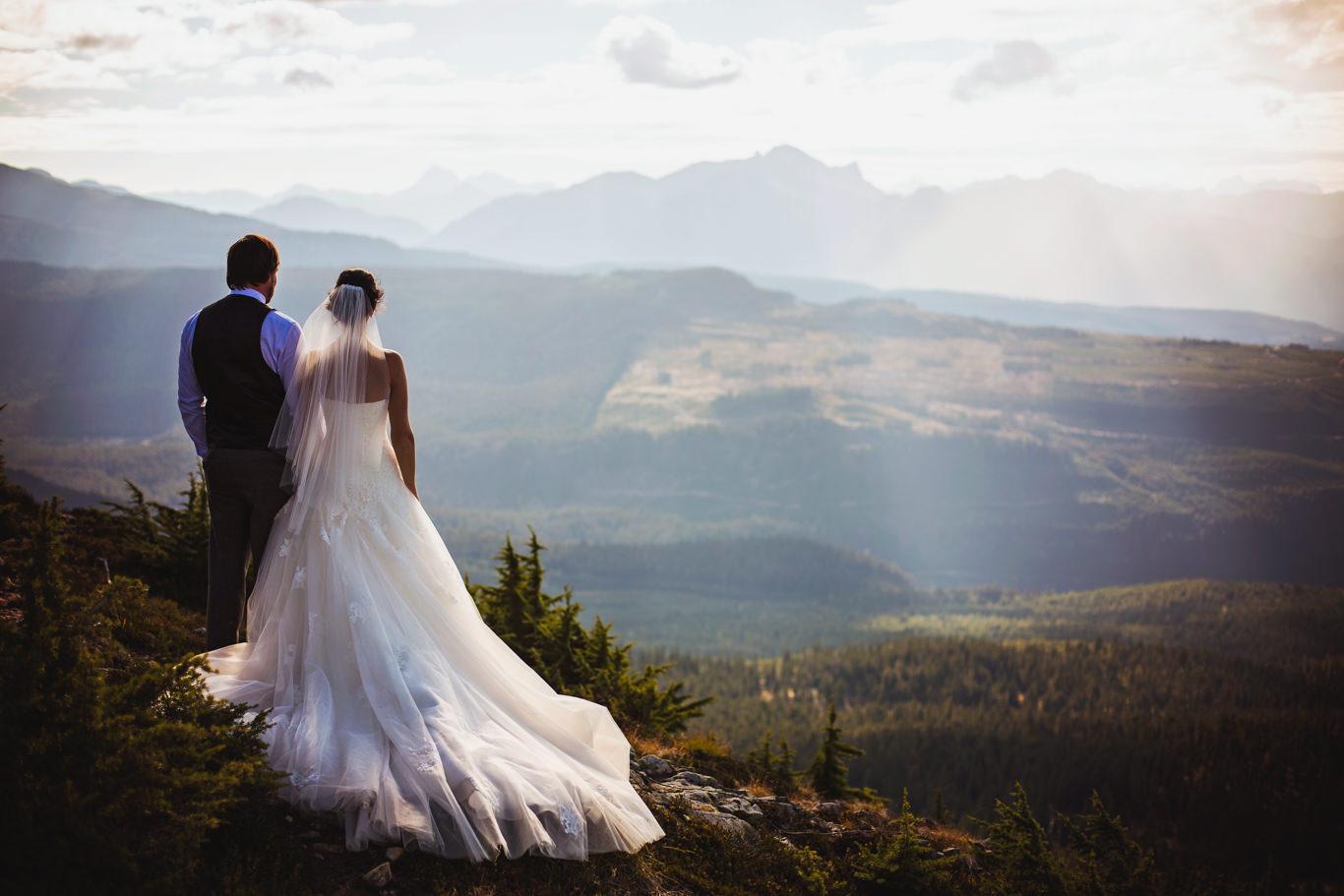 Mount Washington Wedding Whistler Photographer Leah Kathryn Photography