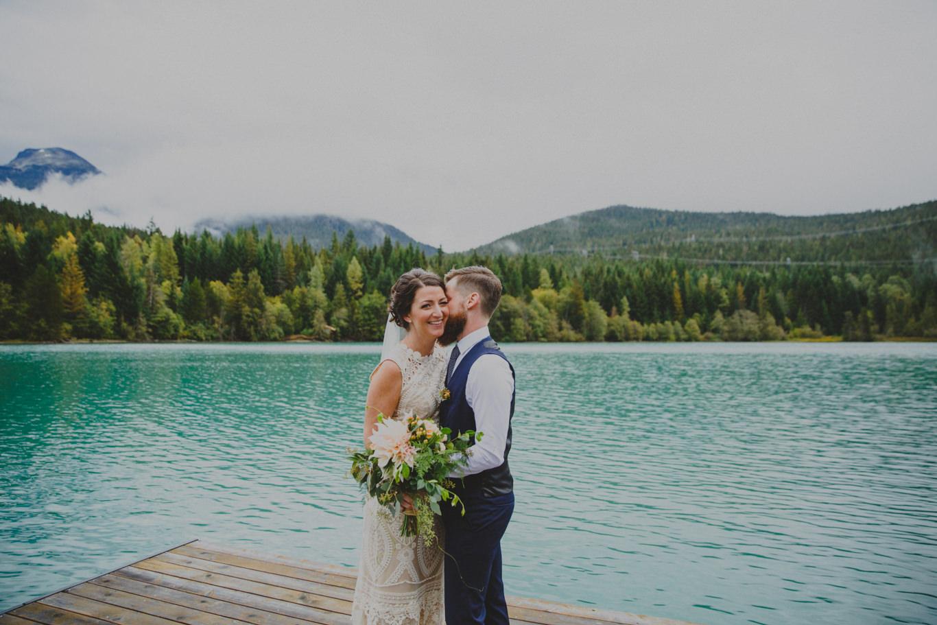 Tyrol Lodge Whistler Wedding Photographer Leah Kathryn Photography