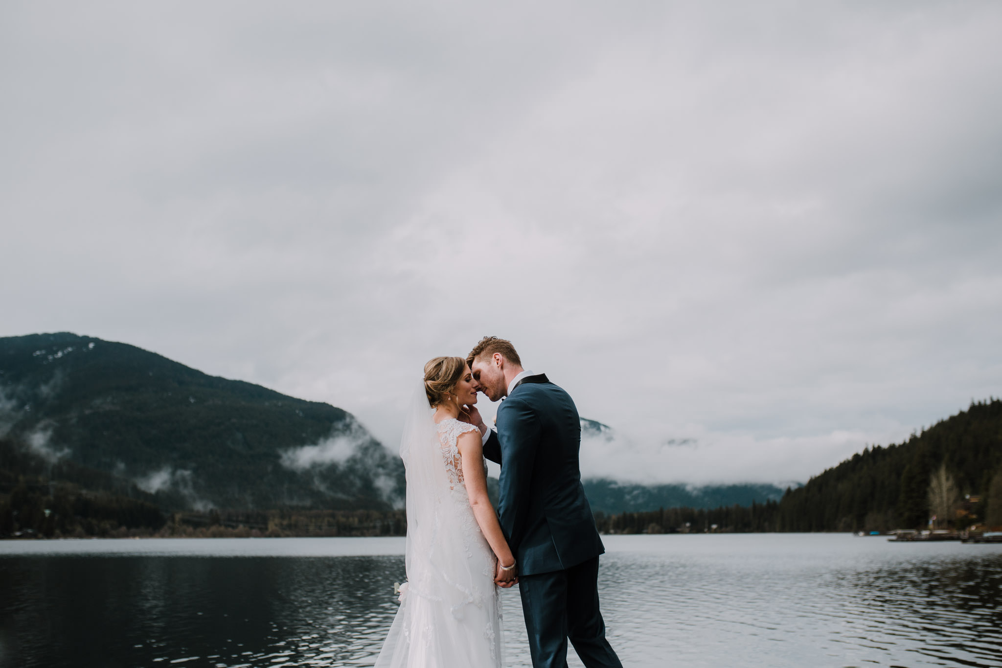 Nita Lake Lodge Wedding Whistler Photographer Photography Leah Kathryn